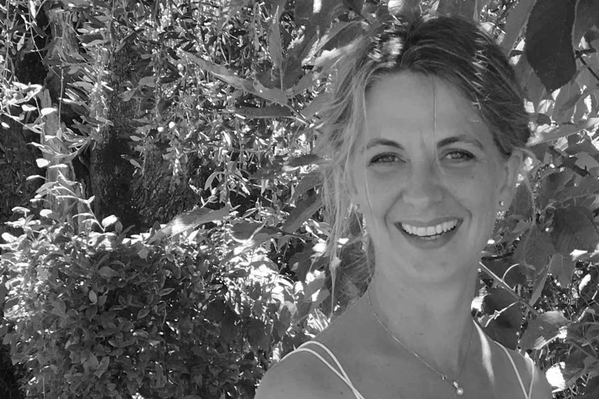 Virginie Buscail, violoniste du Trio George Sand