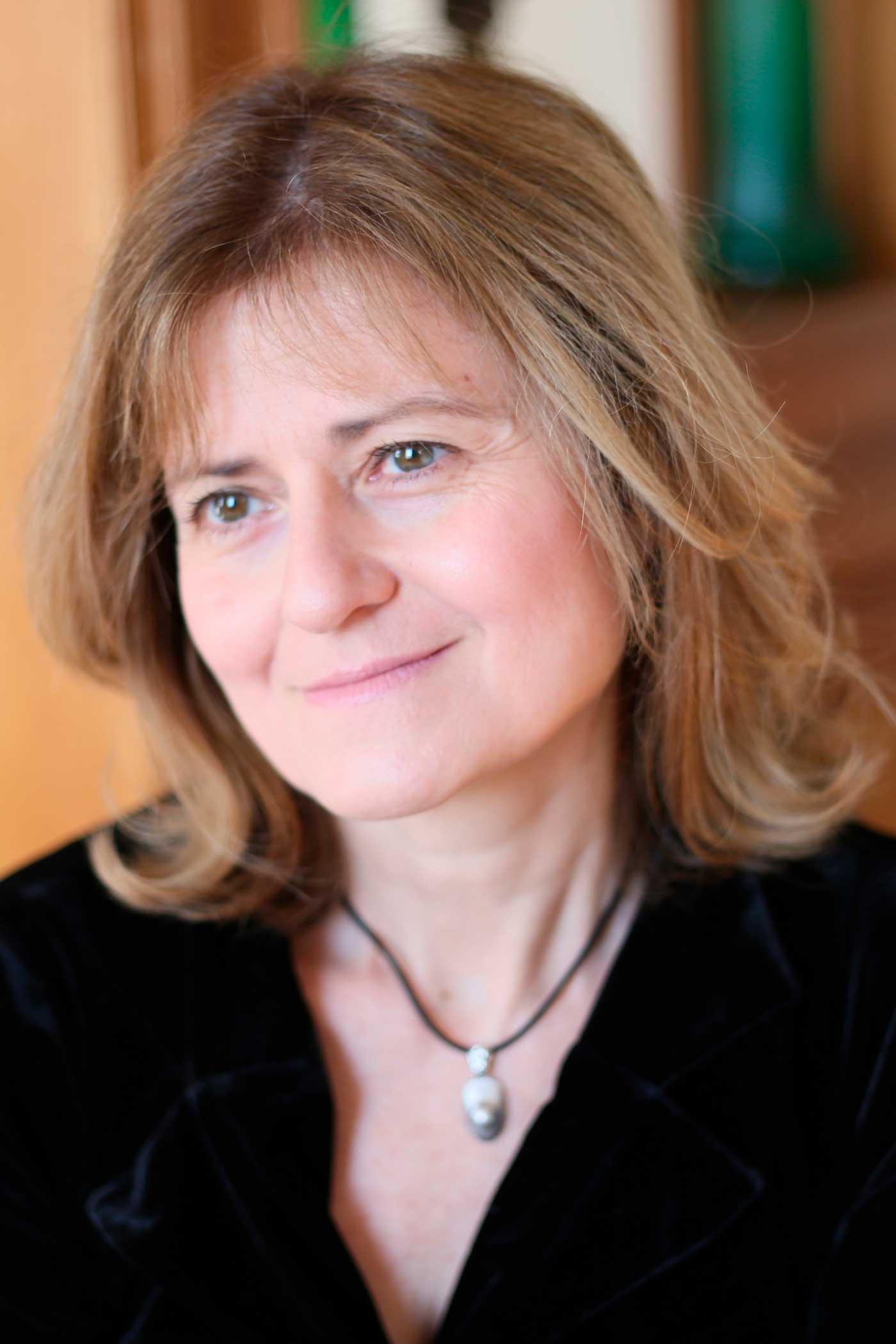 Anne-Lise Gastaldi, pianiste. Trio George Sand